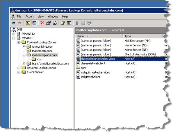 DNSConfiguration